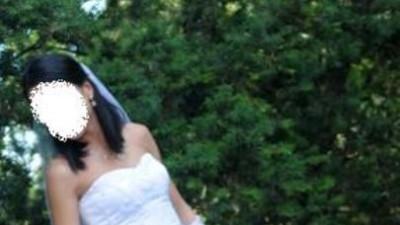 Sprzedam przepiękną śnieżnobiałą suknię ślubną