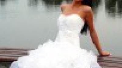 Sprzedam przepiękną suknię marzeń:)
