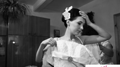Sprzedam przepiękną suknię Sincerity 3503 rozm. 34