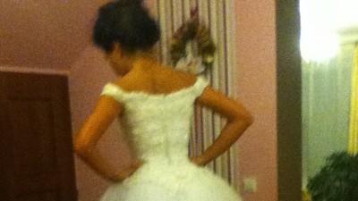 sprzedam przepiękną suknię śłubną!!!