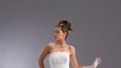 Sprzedam przepiękną suknię ślubną - 600,00 zł.