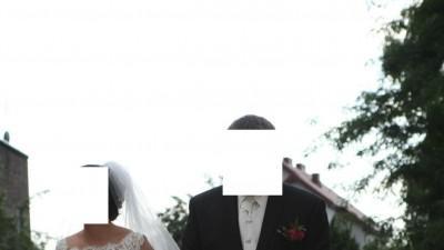 Sprzedam przepiękną suknię ślubną Arancia