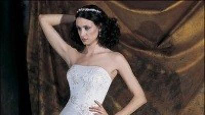 sprzedam przepiękną suknię ślubną Cosmobella 7166
