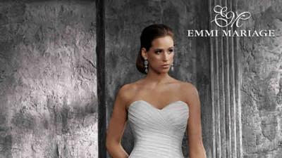 Sprzedam przepiękną suknię ślubną Emmi Mariage Arte