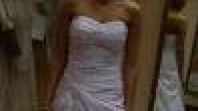 Sprzedam przepiękną suknie ślubną Herms