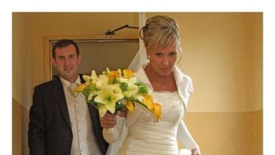 """Sprzedam przepiękną suknię ślubną, model """"Przeminęło z wiatrem"""" firmy Sophia"""