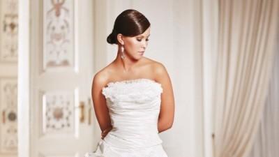 Sprzedam przepiękną suknie ślubną w stylu romantycznym.