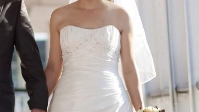 Sprzedam prześliczną suknię ślubną francuskiej firmy Divina model 2012