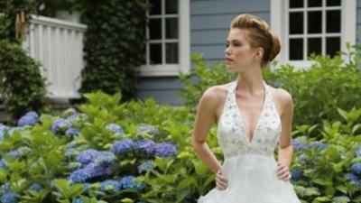 Sprzedam prześliczną suknię angielskiej firmy SINCERITY