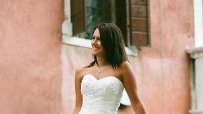 Sprzedam prześliczną suknię LEVANTE Madonna Pronovias  rozmiar 34/36 ecru Kraków