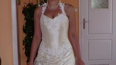 Sprzedam prześliczną suknie ślubną Elizabeth