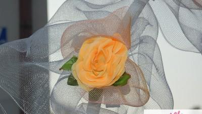 Sprzedam przystrój do bramy weselnej, kwiatki na ogrodzenie