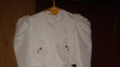 Sprzedam pśliczną sukienkę komunijną