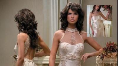 Sprzedam romantyczną koronkową suknię ślubną