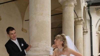 Sprzedam Siknie Ślubną