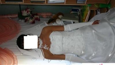 Sprzedam Śilczną Suknię Ślubną