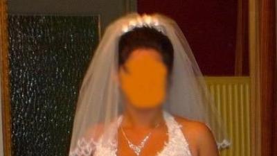 Sprzedam skunię ślubną - projekt własny