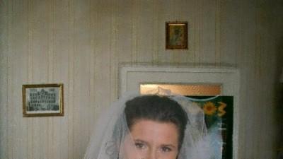 Sprzedam skunkie ślubna ecru