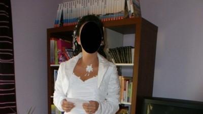 Sprzedam śliczną i oryginalną suknię ślubną!!!