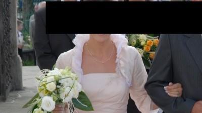 Sprzedam, sliczną i wyjatkowo INNĄ suknię ślubną!
