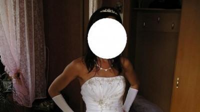 Sprzedam śliczną sukienkę ślubną!!!