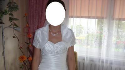 Sprzedam sliczna suknie - PROMOCJA !!! super tanio, niezniszczona