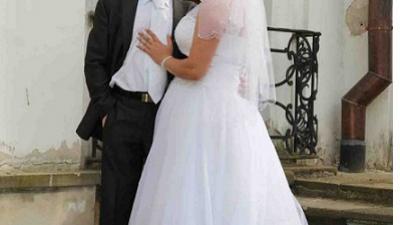 Sprzedam Śliczną Suknię Ślubną!!
