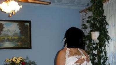 Sprzedam śliczną suknie ślubna (białą)
