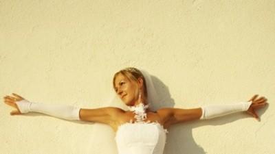 Sprzedam śliczną suknię ślubną firmy FARAGE
