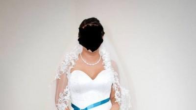 Sprzedam śliczną suknię ślubną księzniczkę