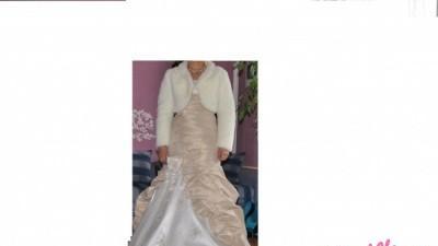 Sprzedam śliczną suknie ślubną Love Story