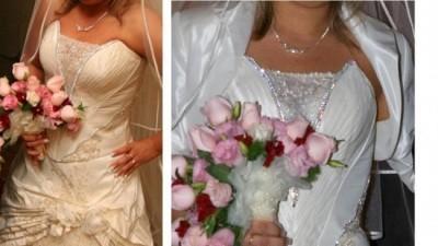 """Sprzedam Śliczną Suknie Ślubną """" PENELOPA"""""""