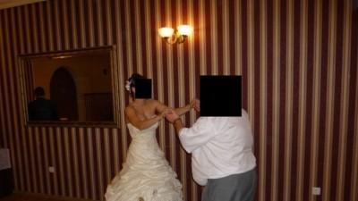 Sprzedam śłiczną suknię ślubną Sposabella 117+Dodatki