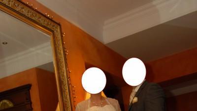 Sprzedam śliczną sunię ślubną która nie brała udziału w weselu
