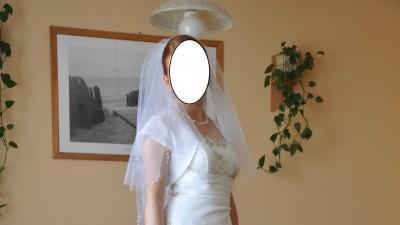 Sprzedam śliczną sunkię ślubną!!