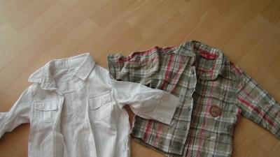 Sprzedam śliczne koszulki i kamizelki dla małego Macho!