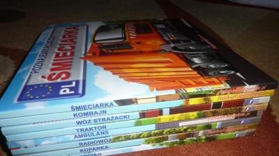 Sprzedam śliczne, nowe książeczki BARDZO TANIO!