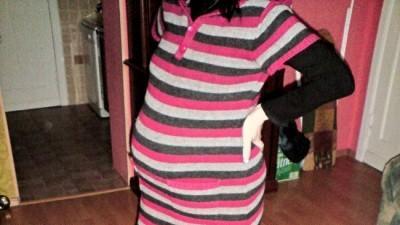 sprzedam spodnie ciążowe'dwie tuniki i sukienkę