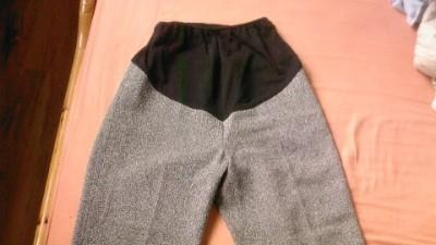 Sprzedam spodnie ciążowe z pasem