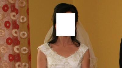sprzedam sukię ślubną