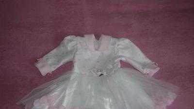 Sprzedam sukieneczkę do chrztu, rozmiar 74