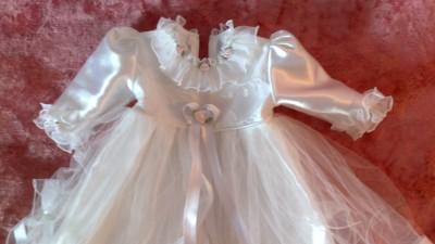 Sprzedam sukienkę do chrztu