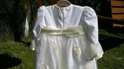 sprzedam sukienke na chrzciny lub tez inna okazje