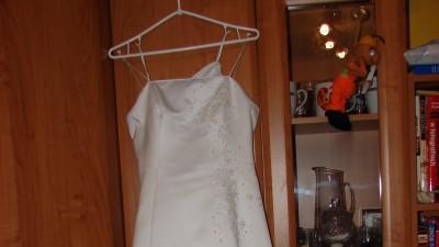 Sprzedam sukienkę slubną