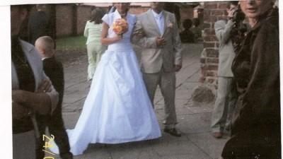 Sprzedam sukienkę ślubną