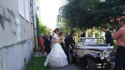 Sprzedam sukienkę ślubną Sposabella