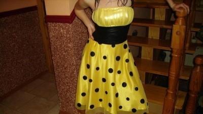 Sprzedam sukienke wieczorową