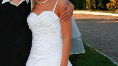 Sprzedam suknia śluba