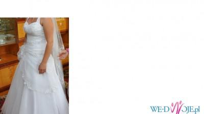 sprzedam-suknia ślubna
