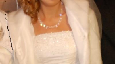 sprzedam suknia ślubna